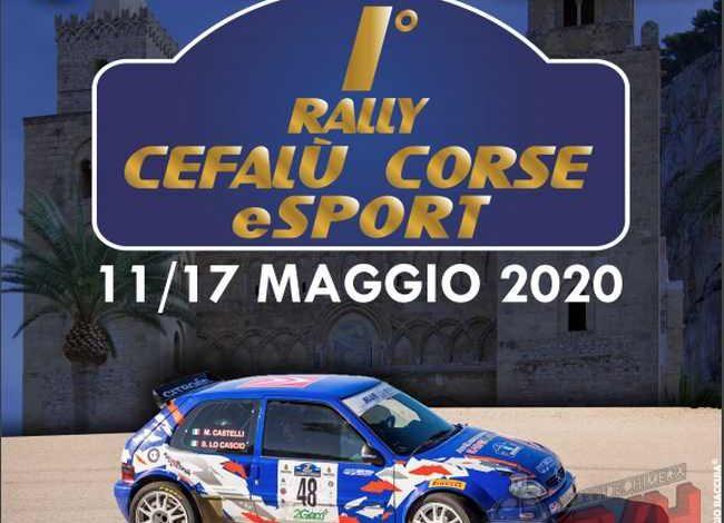 Photo of Rally: Nasce il primo Rally Cefalù Corse eSport