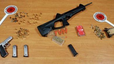 Photo of Palermo: Passeggiavano con pistola fucile e proiettili, agli arresti due uomini