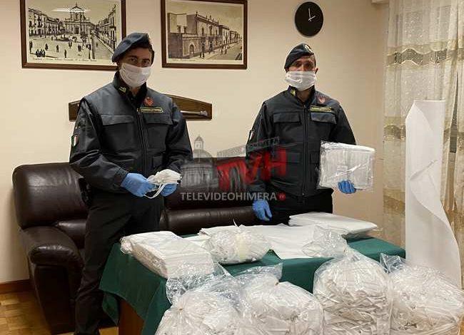 Photo of Palermo: Sequestrate oltre 2.200 mascherine prive delle informazioni e sicurezza