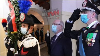 Photo of Palermo: Celebrazione del 206° Annuale di Fondazione dell'Arma dei Carabinieri