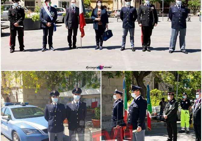 Photo of Termini Imerese: Benemerenza Civica a Carabinieri e Poliziotti che salvarono 11 famiglie da un rogo