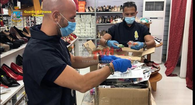 Photo of Termini Imerese: Bigiotteria non a norma, maxi sequestro in un negozio cinese