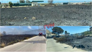 Photo of Termini Imerese: Divampato rogo nella Zona Industriale