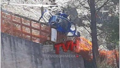 Photo of Collesano: Precipita elicottero, illese le 3 persone a bordo – 🎥 VIDEO