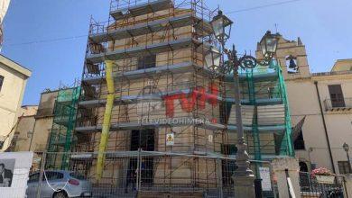 Photo of Cerda: Riprendono i lavori alla Chiesa Madre Maria Ss Immacolata