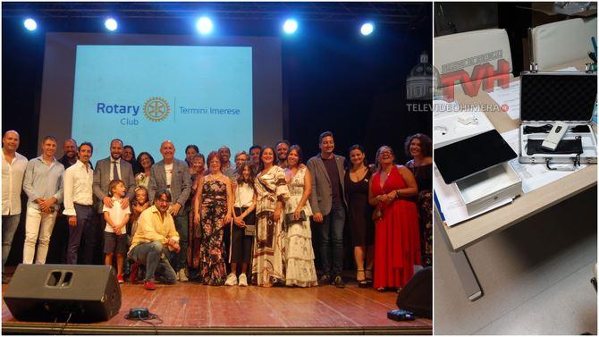 Photo of Termini Imerese: Il Rotary Club dona un ecografo portatile all'Ospedale S. Cimino