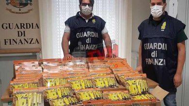 Photo of San Giuseppe Jato: Sequestrati oltre 10 mila articoli da ufficio