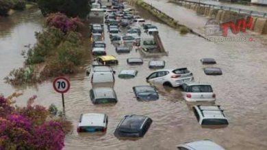 Photo of Palermo: Bomba d'acqua, forse nessuna vittima