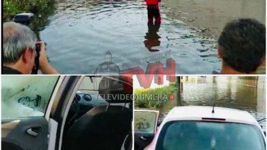 Photo of Palermo: Recuperata l'autovettura, fortunatamente nessuna vittima