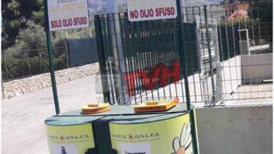 Photo of Termini Imerese: Individuate le zone dove travasare l'OLIO esausto