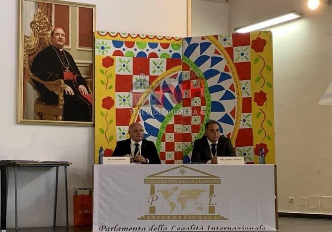 Photo of Palermo: IV° Convegno del Parlamento della Legalità