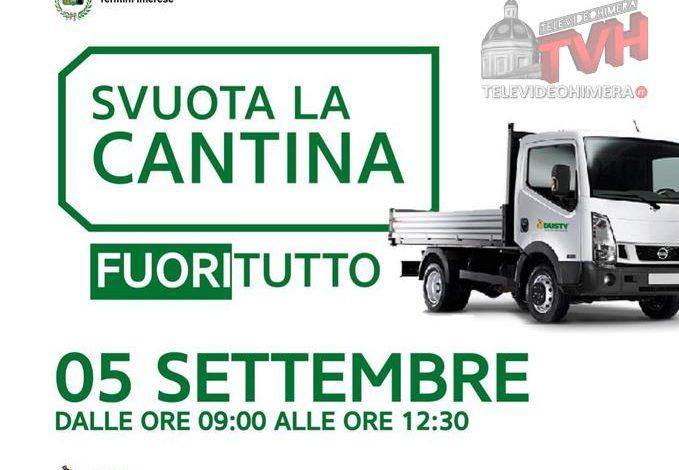 Photo of Termini Imerese: Sabato 5 Settembre ritorna l'iniziativa Svuota la Cantina