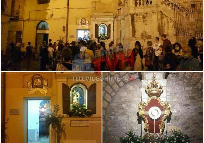 Photo of Termini Imerese: Inaugurata la Cappella dell'Adorazione Eucaristica Perpetua