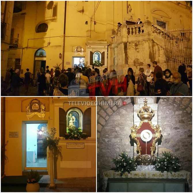 Termini Imerese: Inaugurata la Cappella dell'Adorazione ...
