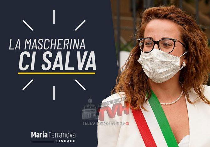 Photo of Termini Imerese: Il Sindaco, Maria Terranova, esorta tutti a usare la Mascherina
