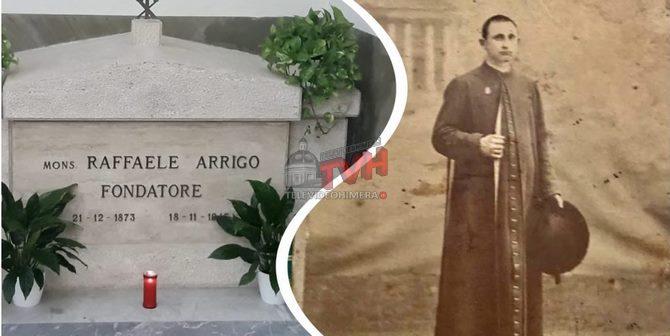 Photo of Montemaggiore Belsito: Il ricordo dei 75anni dalla dipartita di Mons. Raffaele Arrigo