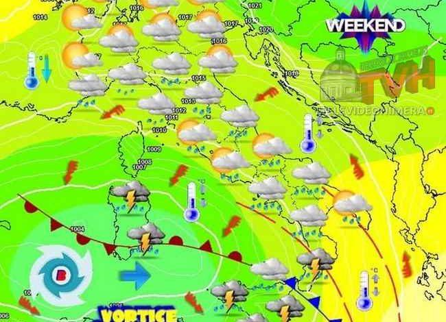 Photo of Meteo: Week-End compromesso soprattutto al centro sud e Sicilia