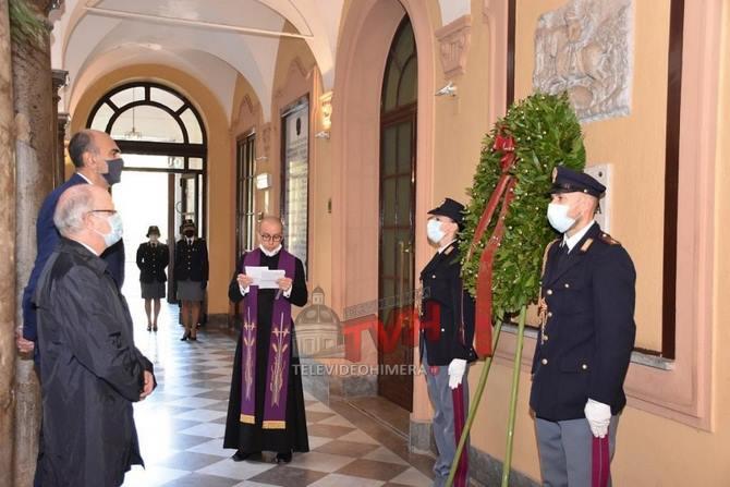 """Photo of 2 Novembre 2020: La Questura di Palermo ricorda i """"suoi"""" Caduti"""