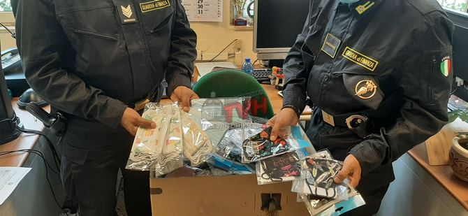 Photo of Termini Imerese: Sequestrate oltre 800 mascherine generiche