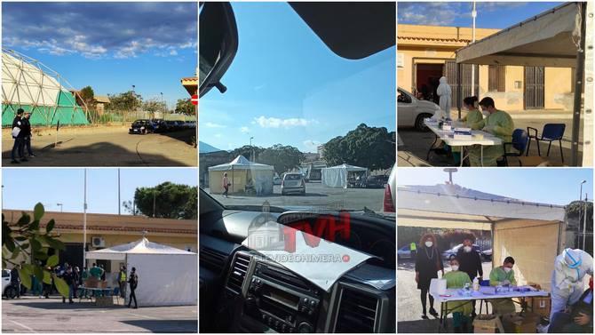 Photo of Termini Imerese: Tamponi drive-in, Su 618 test effettuati solo 3 risultati positivi